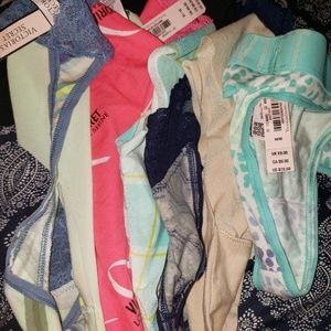 7 pairs of Victoria's secret Underwear